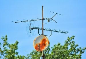 installation of tv antenna