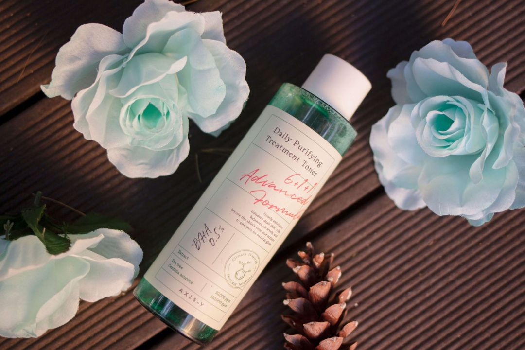 daily purifying treatment toner