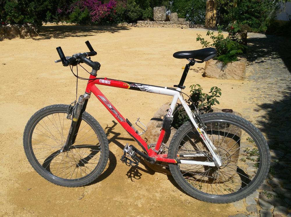 Un novato en Mountain Bike. Post vacacional.