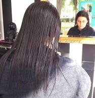 trajno ispravljanje kose kraj