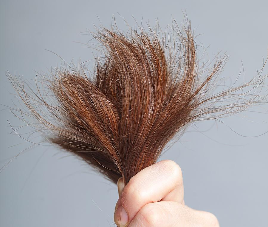 Zašto mi pucaju krajevi kose