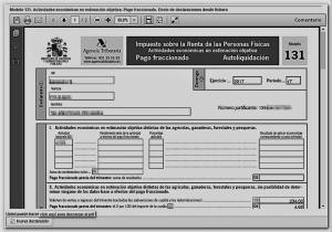 Hisenda prorroga limits moduls 2018