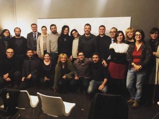 TesTalks a Lanauva: Amb un grup d'emprenedors en un taller sobre motivació a càrrec d'Alicia Aradilla a Lanauva. Febrer 2017.