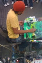 la rambla painter