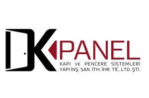 DK Panel Kapı Logo tasarımı