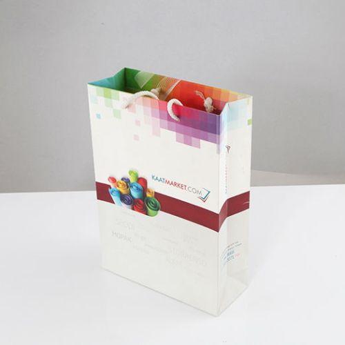 Kaat Market Karton Çanta tasarımı