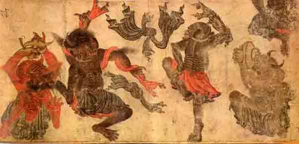 Türk mitolojisinde Tanrı ve Tanrıcalar