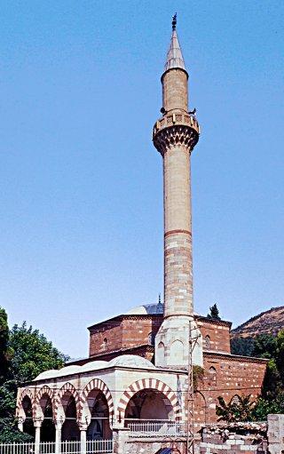 Manisa'da Lala Paşa Camii
