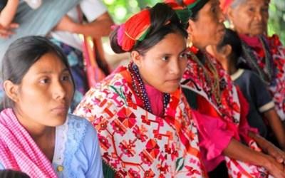 Ciudad de México: Presupuesto debe de ser dirigido a comunidades indígenas