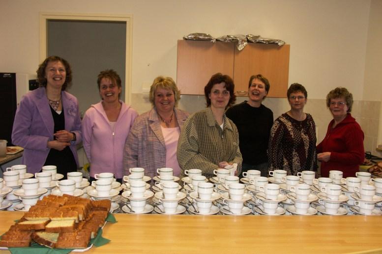 Opening van Kapel 19-03-2005