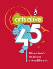 Alderman Arena, Cyd Smilie, Arts Alive 45, Portage Park, Filament, Theatre, Theater, Chicago