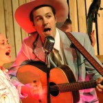 Hank Williams Lost Highway, Chicago, Theatre, Theater, Athenaeum Theatre, Filament Theatre Ensemble, music, country music, Peter Oyloe, Julie Ritchey, Omen Sade, Filament, Hank Williams, Jambalya, Your Cheatin Heart, Love Sick Blues