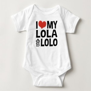 Heart Lola Lolo Baby Boysuit