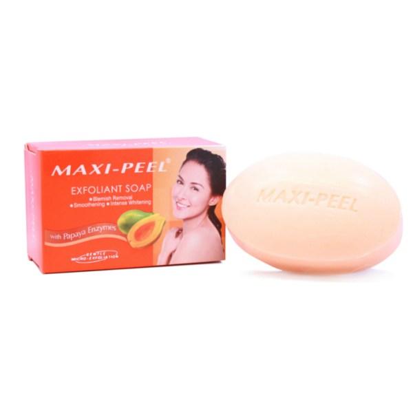 Maxi-Peel Papaya Soap