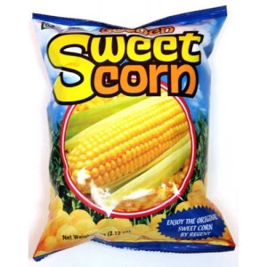 Regent Golden Sweet Corn Snack