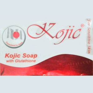 Kojic Soap with Glutathione