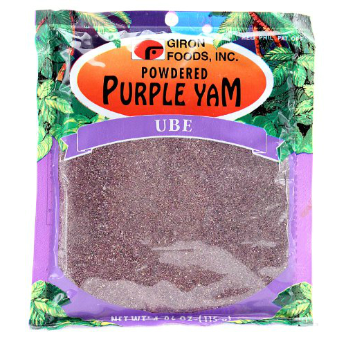 Powdered Ube