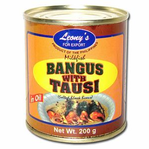 Canned Bangus (Milkfish)