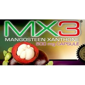 MX3 Mangosteen Capsules