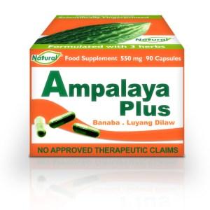 Ampalaya Plus Capsules