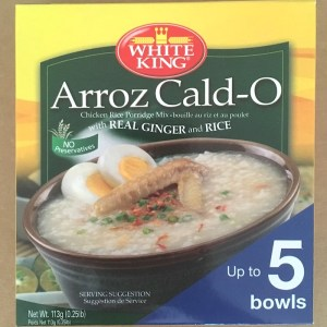 Arroz Caldo Mix (White King)