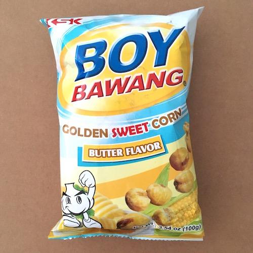 Boy Bawang Golden Sweet Corn (Butter)