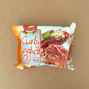 Lucky Me Curly Spaghetti