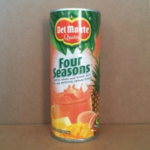 Four Seasons Juice - Canned