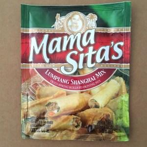 Lumpia Mix (Mama Sita's)