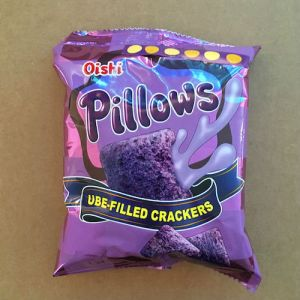 Ube-Flavored Snack from the Philippines!