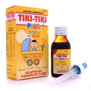 Tiki-Tiki Vitamins for Babies