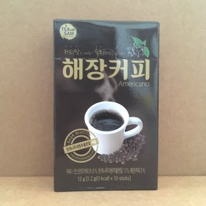 South Korean Instant Coffee