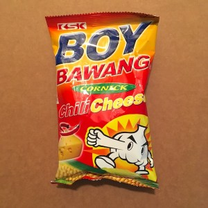 Boy Bawang Kornik Chili Cheese Flavor