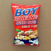 Boy Bawang Mixed Nuts (Garlic Flavor)
