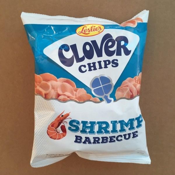 Clover Chips - Shrimp Barbecue (Leslie's)