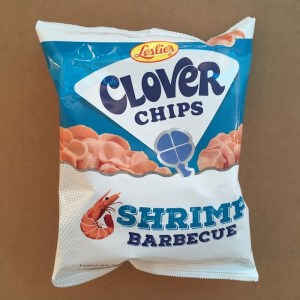 Clover Chips - Shrimp Barbecue (Leslie's)