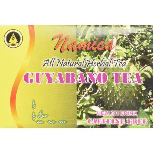 Guyabano Herbal Tea
