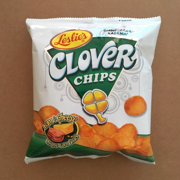 Leslie's Clover Chips (Ham & Cheese)