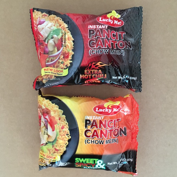 Lucky Me! Pancit Canton Instant Noodles