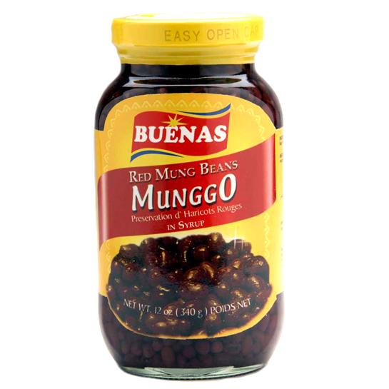 Red Mung Beans (Mongo)