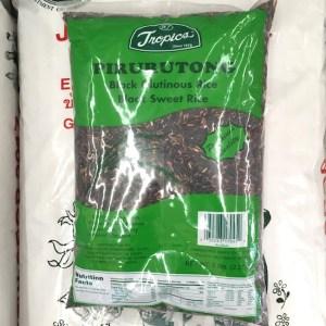 Pirurutong: Black Glutinous Rice