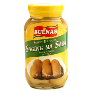 Minatamis na Saging