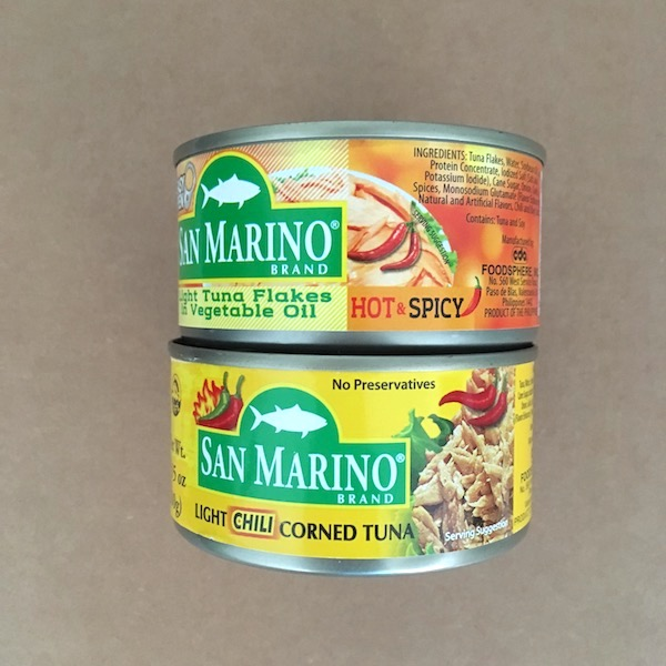 San Marino Chili & Spicy Flavors