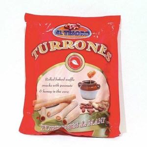 Peanut Turrones from El Tesoro de Cebu