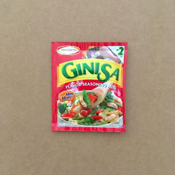 Aji Ginisa Mix