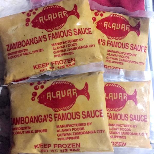 Crab Sauce of Zamboanga
