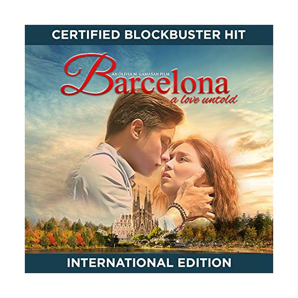 Barcelona A Love Untold DVD