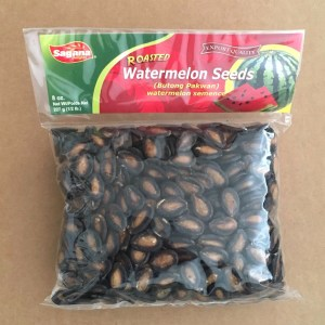 Roasted Watermelon Seeds