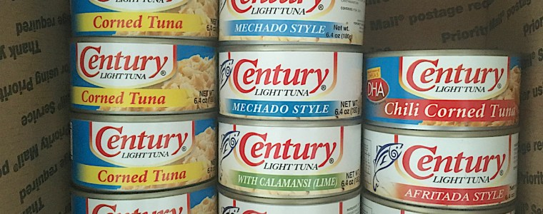 Canned Tuna Flavors