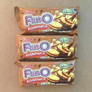 Fun-O Roundwich Chocolate